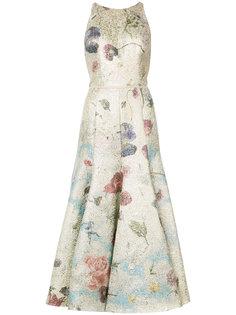 платье-миди Procade Sandra Mansour