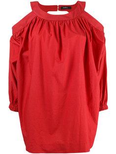 блузка с открытой спиной Wandering