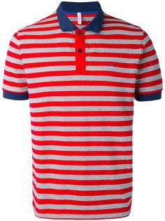 футболка-поло в полоску  Sun 68