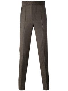 брюки с эластичным поясом Neil Barrett