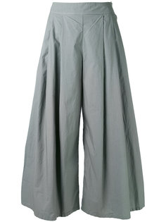 широкие брюки со складками  Labo Art