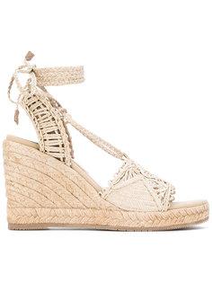сандалии с регулируемыми ремешками Paloma Barceló