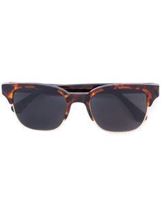 солнцезащитные очки в черепаховой оправе Retrosuperfuture