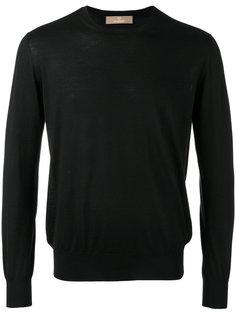 свитер с круглым вырезом  Cruciani