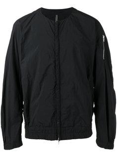 куртка-бомбер без воротника Kazuyuki Kumagai