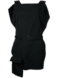платье мини  Yohji Yamamoto