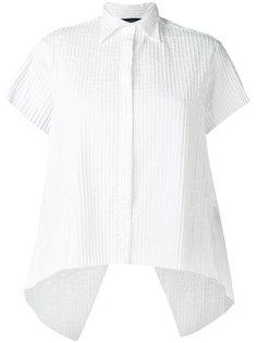 полосатая рубашка свободного кроя Federica Tosi