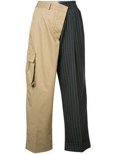 брюки карго Monse
