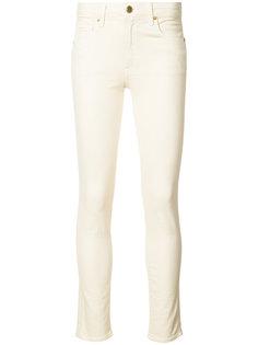 классические джинсы скинни Khaite