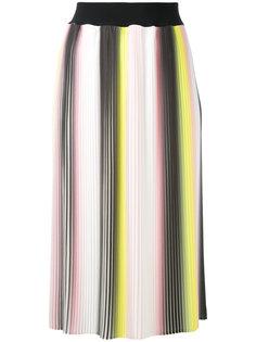 плиссированная юбка Marco Bologna