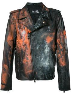 куртка ручной раскраски Haculla
