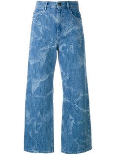 укороченные брюки с завышенной талией Sonia By Sonia Rykiel