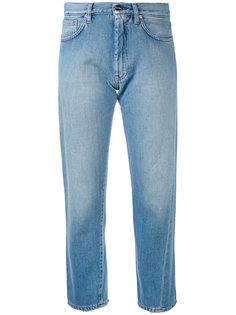 укороченные джинсы Original Toteme