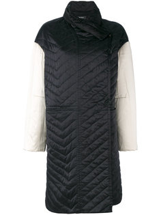 стеганое пальто  Isabel Marant