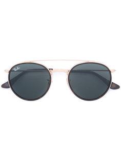солнцезащитные очки округлой формы Ray-Ban