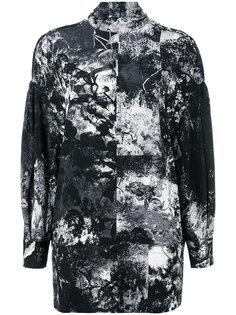 блузка с рисунком A.F.Vandevorst