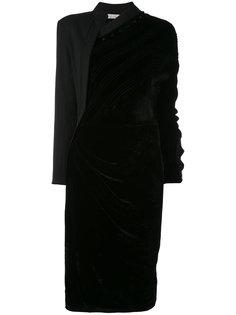 платье асимметричного кроя A.F.Vandevorst