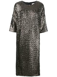 платье-футболка с пайетками A.F.Vandevorst