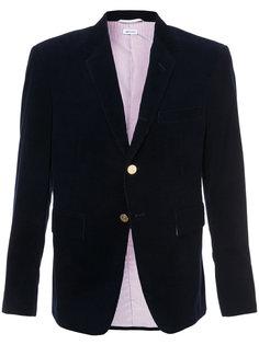 однобортный пиджак  Thom Browne