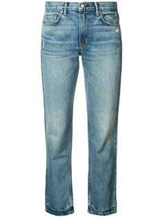прямые джинсы Jane Grlfrnd