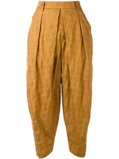 штаны-шаровары Issey Miyake