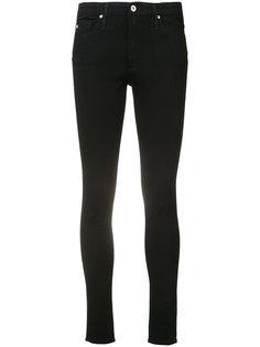 джинсы с высокой талией Farrah Ag Jeans
