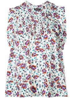блузка без рукавов River Isabel Marant