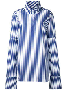 рубашка с воротником стойкой Sterile Strateas Carlucci