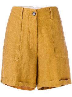 костюмные шорты с завышенной талией Forte Forte