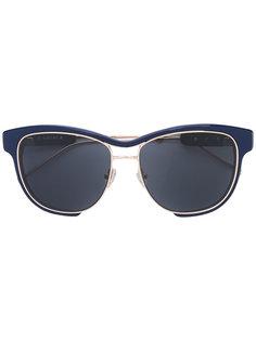 солнцезащитные очки-авиаторы Sacai