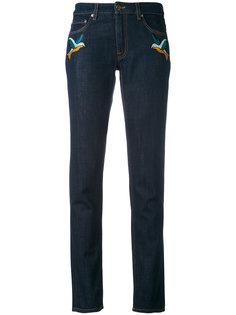 укороченные джинсы Okinawa Victoria Victoria Beckham