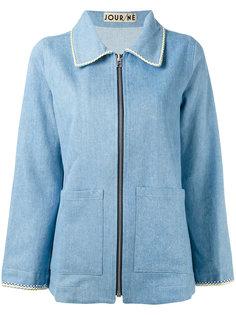 джинсовая куртка на молнии Jour/Né