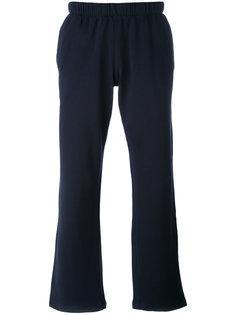 зауженные брюки Sunday Labo Art
