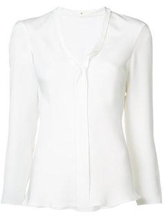 блузка с открытым окантовочным швом Peter Cohen