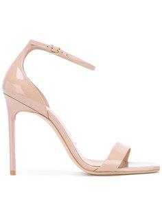 босоножки Amber Ankle Strap 105 Saint Laurent