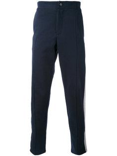 брюки с полосками по бокам  Paolo Pecora