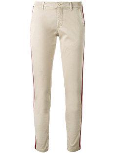 брюки с полосками по бокам P.A.R.O.S.H.