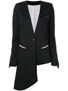 асимметричный пиджак Nostra Santissima