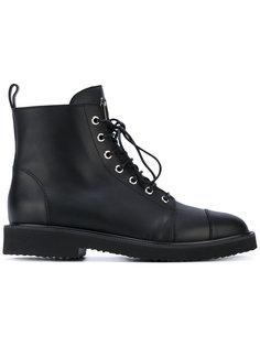 ботинки на шнуровке Giuseppe Zanotti Design