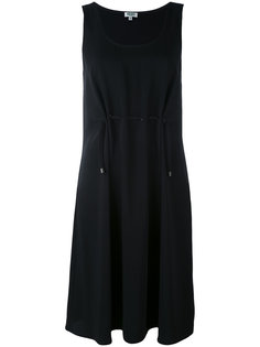 платье с люверсами Kenzo