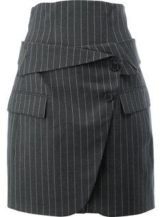 юбка в тонкую полоску Monse