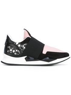 контрастные кроссовки Givenchy