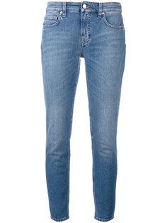 укороченные джинсы Victoria Beckham
