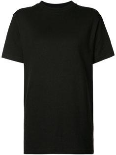 футболка с принтом на спинке Alyx