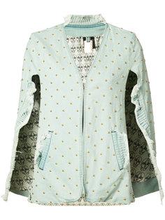 джинсовая куртка Cherry Thomas Wylde