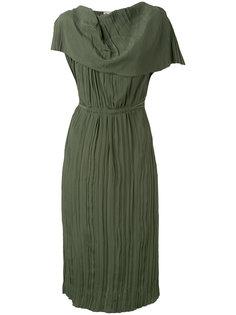 платье смещенного силуэта Marni