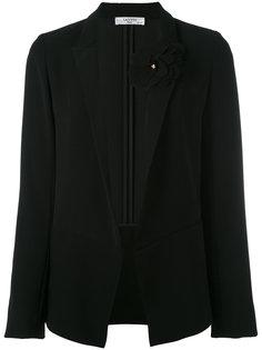 пиджак без застежки Lanvin