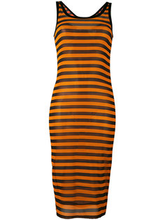 платье в полоску Givenchy