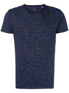 полосатая футболка  Edwin