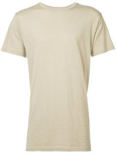 классическая футболка с круглым вырезом John Elliott
